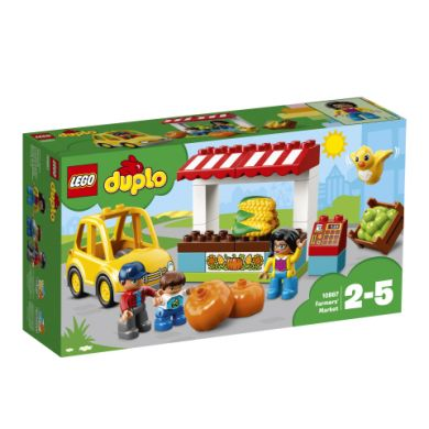 Lego Bondens Marked 10867