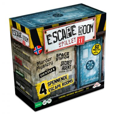 Spill Escape Room 2