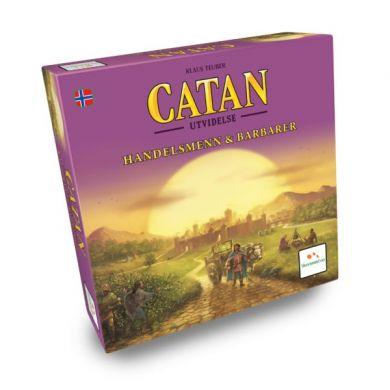 Spill Catan Handelsmenn Og Barbarer