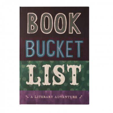 Journal Book Bucket List