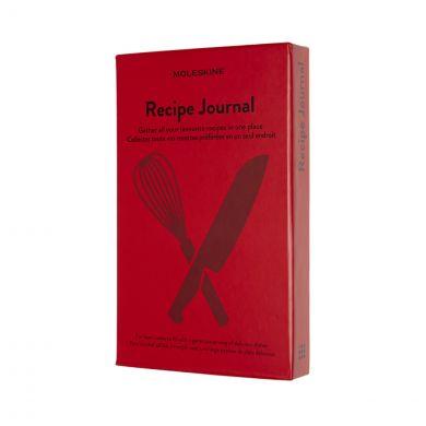 Moleskine Passion Journal Recipe