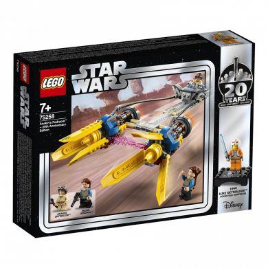 Lego Anakins Podracer 20 Års Jubileumsutgave 75258