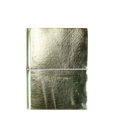 Notatbok Noto Silver Green M
