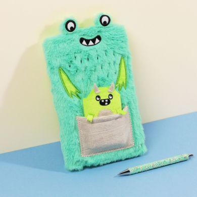 Notatbok Plush Monster