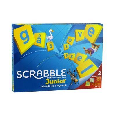Spill Scrabble Junior Ny