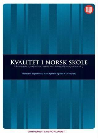 Kvalitet i norsk skole