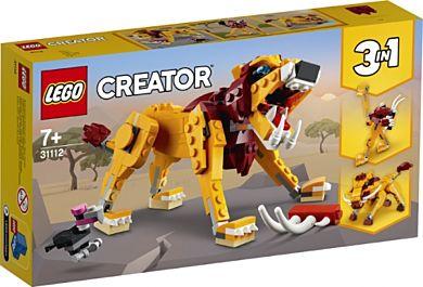 Lego Vill løve 31112