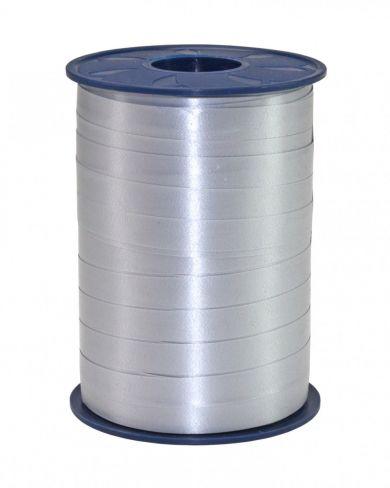 Gavebånd Disk 250mx10mm Poly Sølv