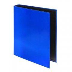 RINGPERM RINGBINDER BLUE MET
