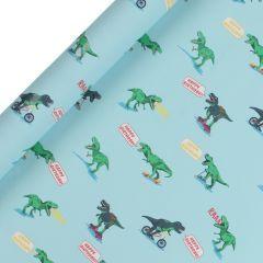 Gaveapapir 3m Bday Mini Dinos