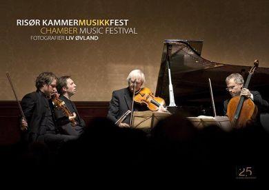 Risør kammermusikkfest = Risør chamber music festival