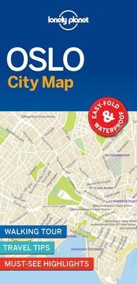 Oslo city map