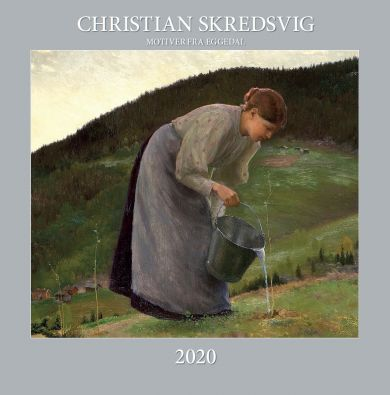 Kalender 2020 Baccara 30x30 Chr.Skredsvig