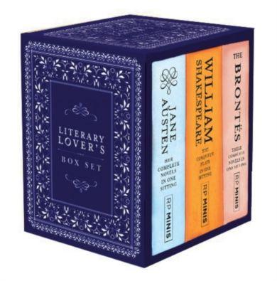 Literary Lover's Box Set