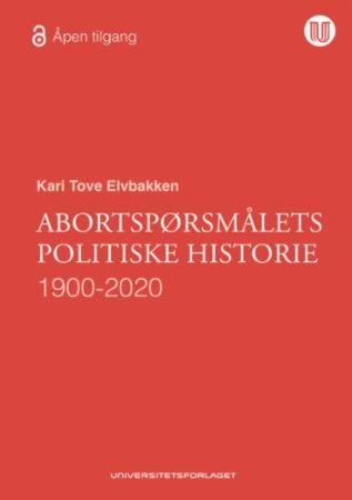 Abortspørsmålets politiske historie