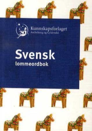 Svensk lommeordbok