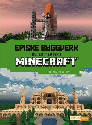 Episke byggverk bli en mester i Minecraft