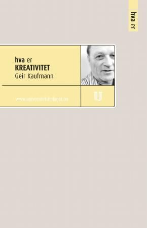 Hva er kreativitet