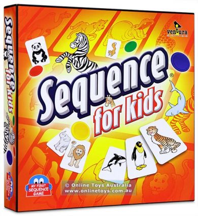 Spill Sequence For Kids