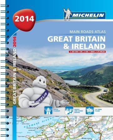Great Britain & Ireland 2014
