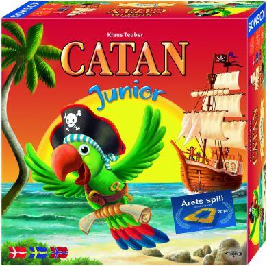 Spill Catan Junior