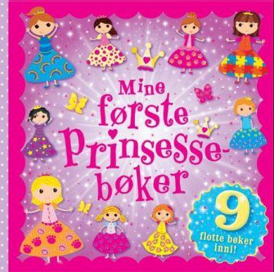 Mine første prinsessebøker