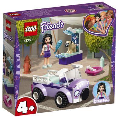 Lego Emmas Mobile Dyreklinikk 41360