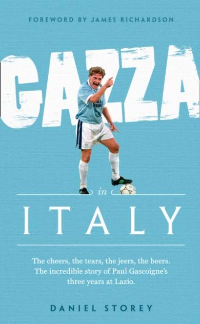 Gazza in Italy