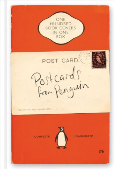 Postcards From Penguin. 100 Book Jackets in One Bo