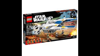 Lego Rebel U-Wing Fighter 75155