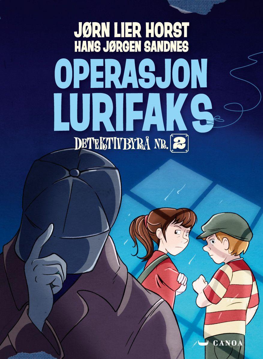 Operasjon Lurifaks av Jørn Lier Horst | Innbundet | Norli.no
