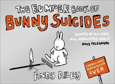 69ba59d2 The bumper book of bunny suicides av Andy Riley | | Norli.no