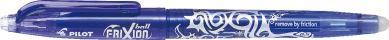 Geleroller Pilot Frixion Ball 0,5 blå