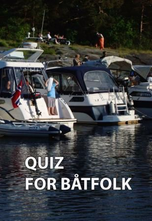 Quizboka for båtfolk