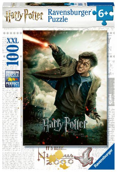 Puslespill 100 Harry Potter Ravensburger