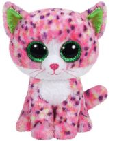 Bamse TY Sophie Pink Cat Regular