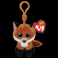Bamse TY Brown Fox Clip