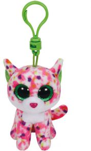 Bamse TY Sophie Pink Cat Clip