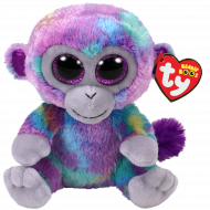 Bamse TY Zuri Multiclored Monkey Regular
