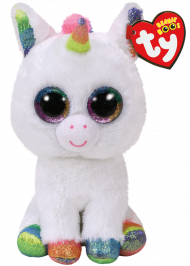 Bamse TY Pixywhite Unicorn Regular