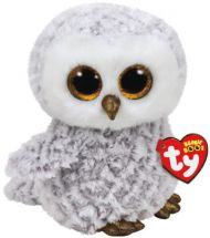 Bamse TY Owlette White Owl Medium