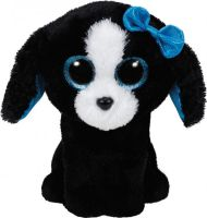 Bamse TY Tracey Blackwhite Dog Regular