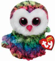 Bamse TY Owen Owl Multicol Regular