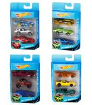 Hot Wheels Basic Bil 3Pk
