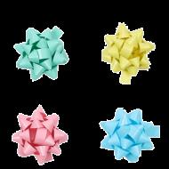 Rosett Mini Pastel 30Stk