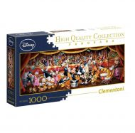 Puslespill 1000 Panorama Disney Orchestra Clemento