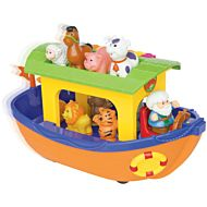 Noah'S Ark Med Figurer, W2P