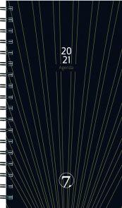 Lommekalender 2021 7.sans Agenda PP-perm Dag A6