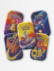 Pokemon Tinnboks Mini Kanto Power