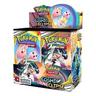 Pokemon Sun & Moon 12 Cosmic Eclipse Booster